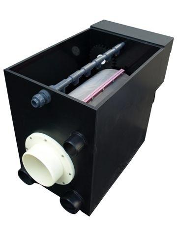 Bubnový filtr Trommelfilter Typ 600 S