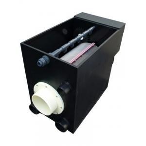 Bubnový filtr Trommelfilter Typ 600 M