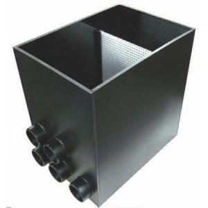 Sběrná komora pro bubnové filtry Trommelfilter 600