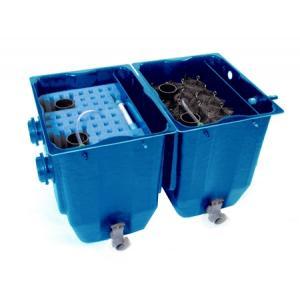 Tripond modulový filtr - 2 komory