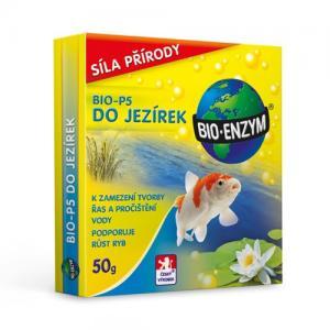 BIO-P5 50g bakterie do jezírek 10m3
