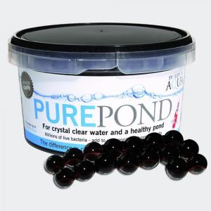 Pure Pond Black Balls 1000ml na 20-100m3