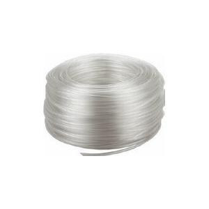 Vzduchovací PVC hadička 9x12mm čirá, klubo 50m