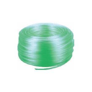 Vzduchovací PVC hadička 9x12mm zelená, klubo 50m