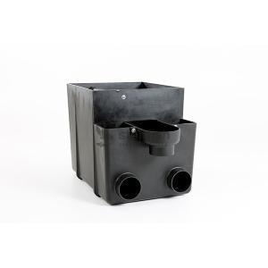 Bubnový filtr AEM EASY Drum - gravitační zapojení