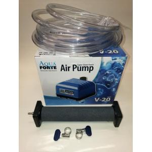 Vzduchovací set AquaForte V-20 pro jezírka 5-10 m3
