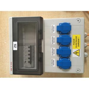 Rozvaděč se 2 komplety UV Technics AM 90