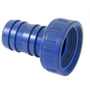 PVC hadicový trn ø 40 mm s vnitřním závitem 1 1/2