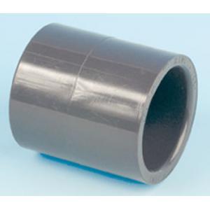 PVC mufna, ø 20 mm, připojení lepení x lepení