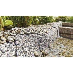Oase Stoneliner kamínková fólie šedá - šířka 40 cm, celá role 25bm