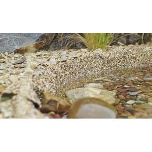 Oase Stoneliner kamínková fólie písková - šířka 40 cm, celá role 25bm