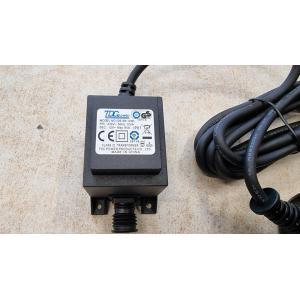 Náhradní transformátor Oase 6 VA 2m H05RN-F 2 x 0.75 mm² pro ScreenMatic2, LunAqua Classic LED, Inscenio EGC Controller