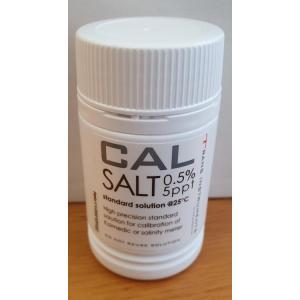 Kalibrační roztok pro tester salinity (měřič soli)