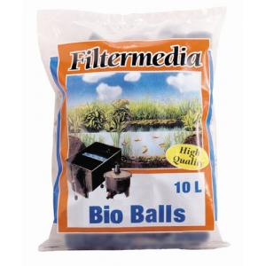 Bioballs 10 litrů pytel (±400 kusů)