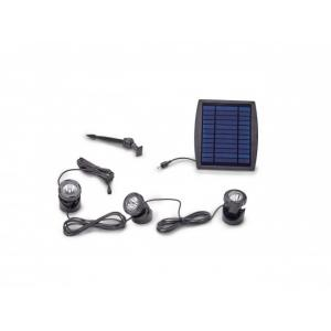 Pontec PondoSolar LED set 3 - solární osvětlení
