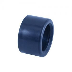 PVC redukce krátká ø 90/75 mm, připojení lepení x lepení