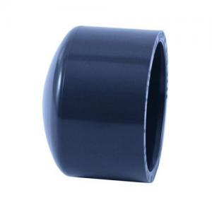 PVC zátka, ø 25 mm, připojení lepení