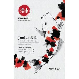 Kiyomizu Junior 7kg, pelety 4,5mm