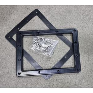 Náhradní vnější rámeček s těsněním a šrouby pro skimmer Oase BioSys