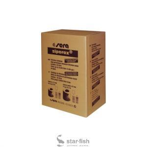 Siporax 50 l, průměr 25 mm, výrobce: Sera