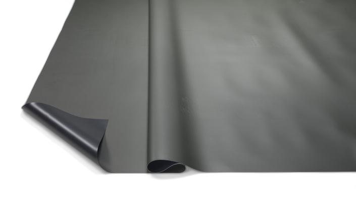 Jezírková fólie Aquaplast 805 / 1 mm, tmavá oliva