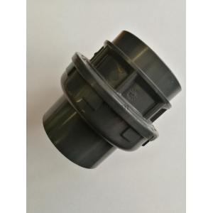 PVC šroubení, ø 63 mm, připojení lepení x lepení