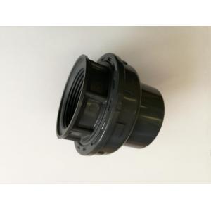 PVC přechodové šroubení, ø 63 mm, připojení lepení x 2