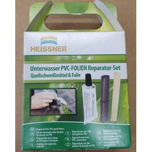 Opravná sada Heissner na PVC jezírkovou fólii 30 ml