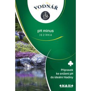 Vodnář pH minus jezírka 3 kg
