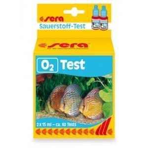 O2 - Test 15 ml, výrobce: sera