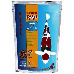 KOI Profesional jaro/podzim, 1 kg, výrobce: sera