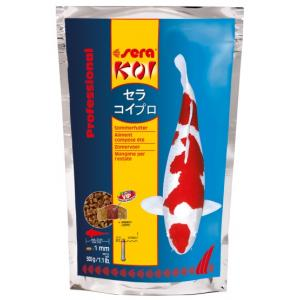 KOI Profesional léto, 1 kg, výrobce: sera