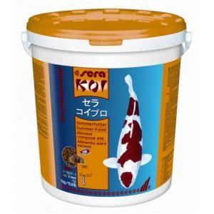 KOI Profesional léto, 7 kg, výrobce: sera