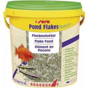 Pond Flakes 10 l, výrobce: sera